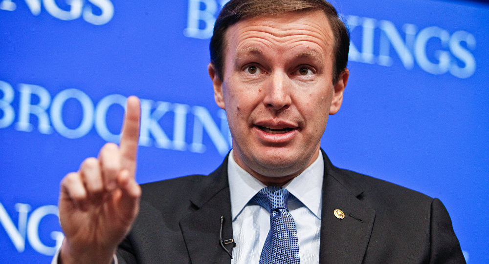 US Senator Chris Murphy