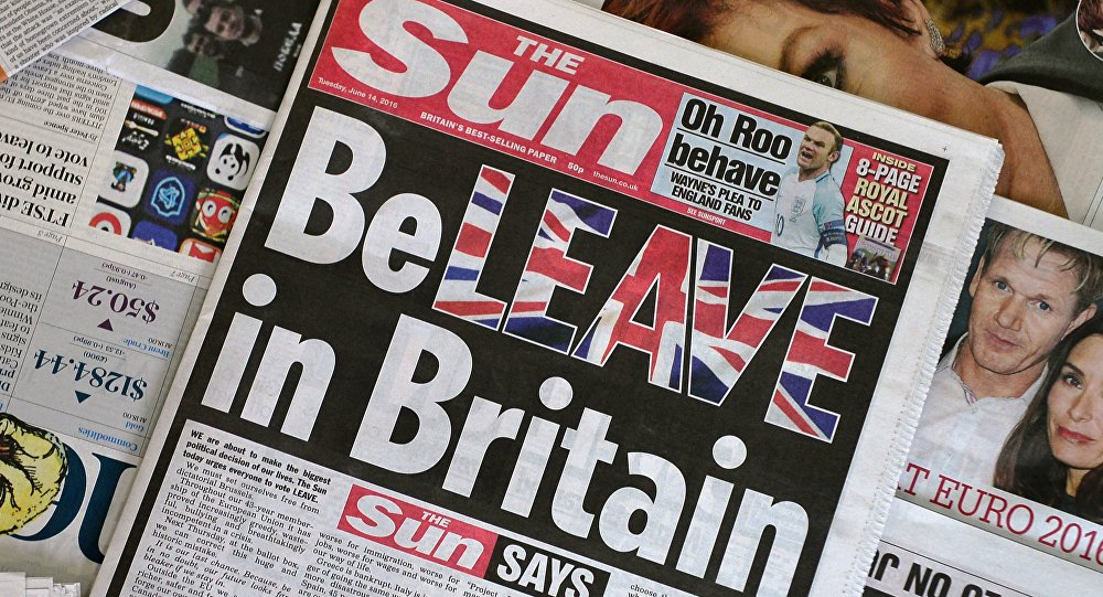 the Sun daily newspaper