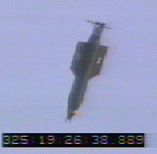 File Photo from US Air Force of the GBU-43 Bomb