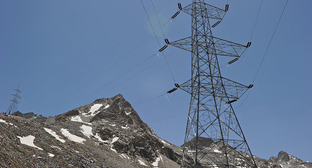 Afghanistan  Power Lines