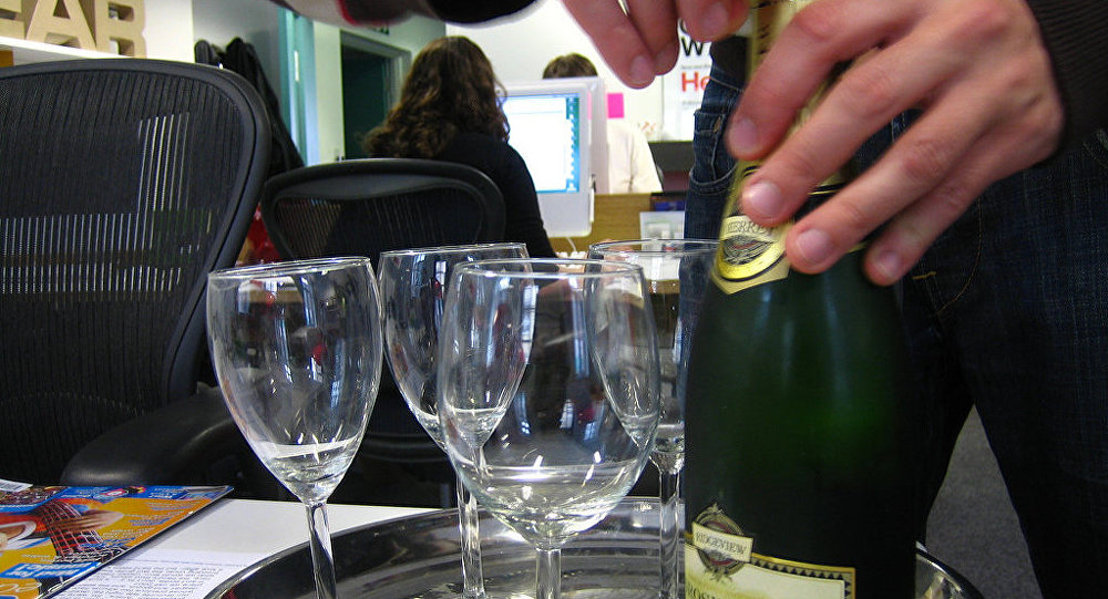 In fact, France prohibits the consumption of alcohol on the workplace — unless said alcohol is wine, beer, cider, pear cider or a honey-based liquor called hydromel.